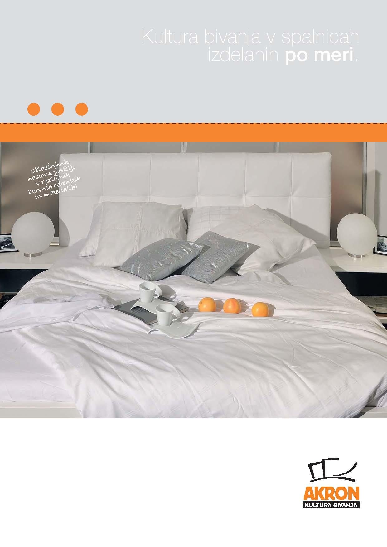 Akron - Katalog spalnic
