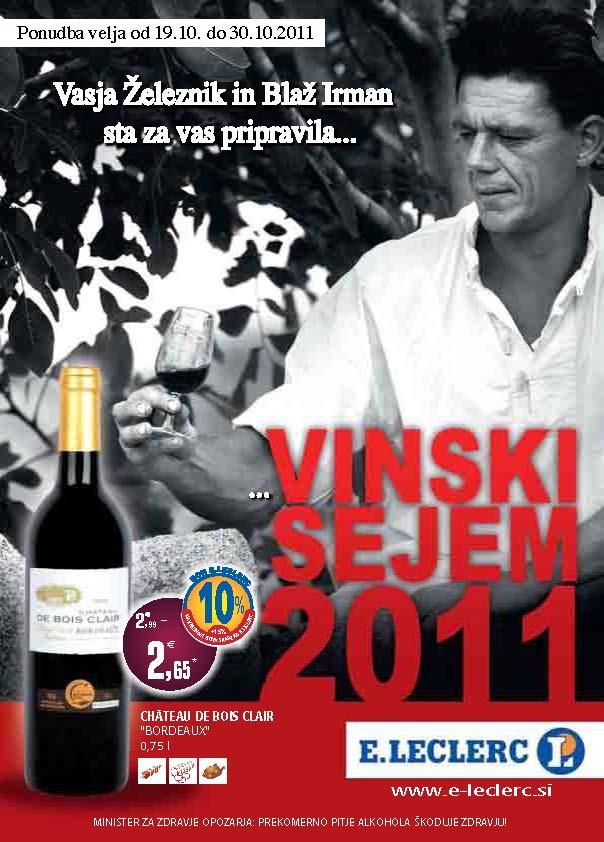 E.Leclerc - Vinski sejem 2011