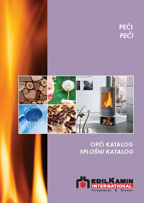 A&Z International - Katalog peči in kaminov 2011
