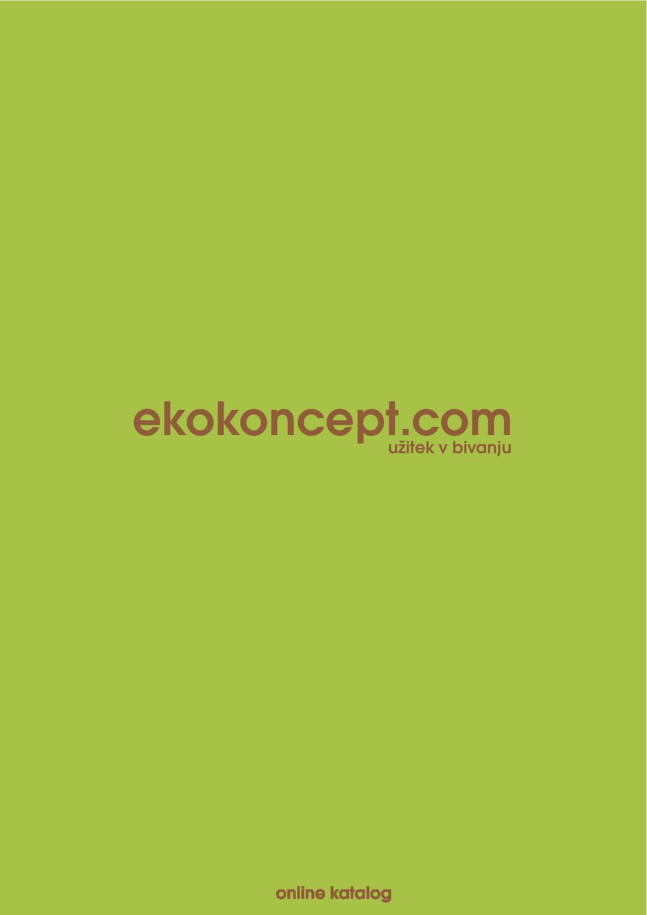 Ekokoncept - Montažne hiše