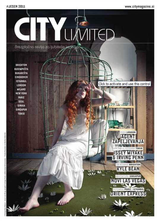 City Limited - #JESEN 2011
