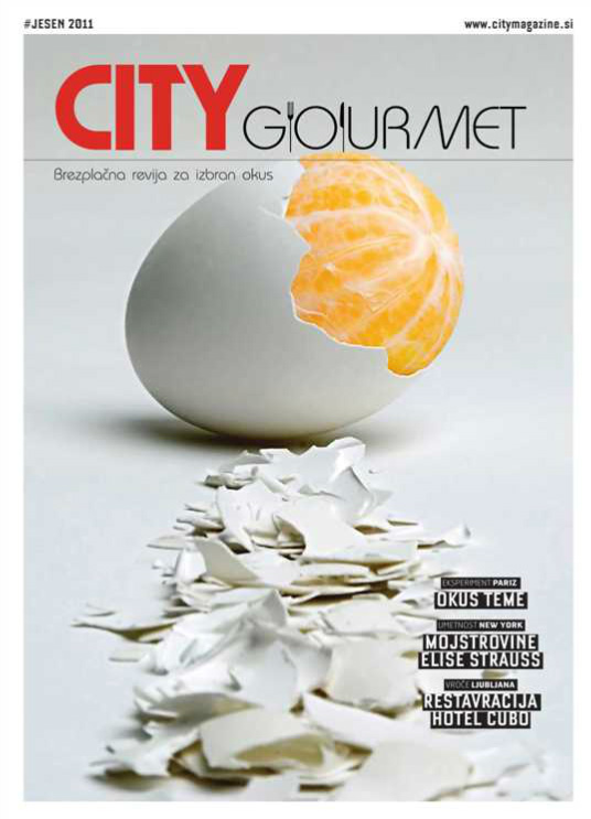 City Gourmet - #JESEN 2011