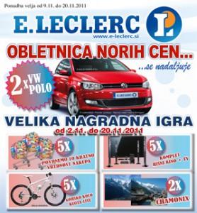e.Leclerc - katalog Ljubljana