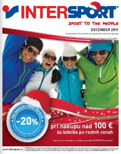 Intersport - katalog December 2011