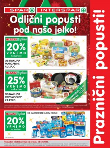Spar / Interspar - Vikend letak