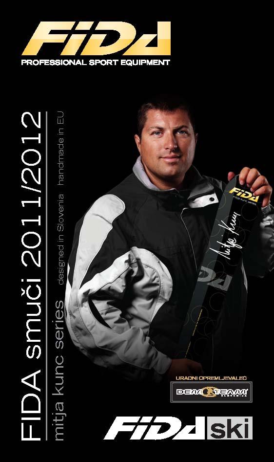FIDA Sports - Katalog smuči 2011/2012