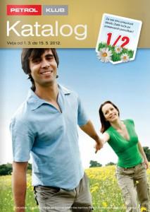 Petrol Klub - Katalog pomlad 2012