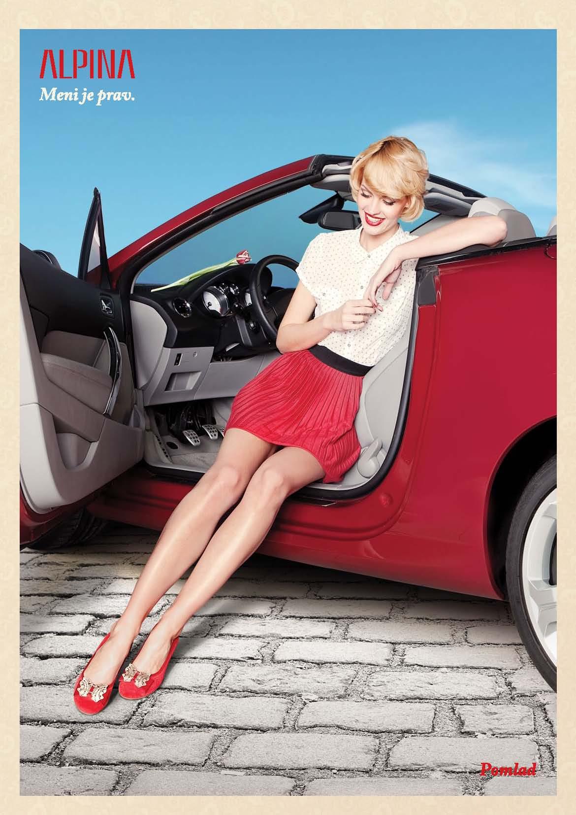 Alpina - Katalog pomlad 2012
