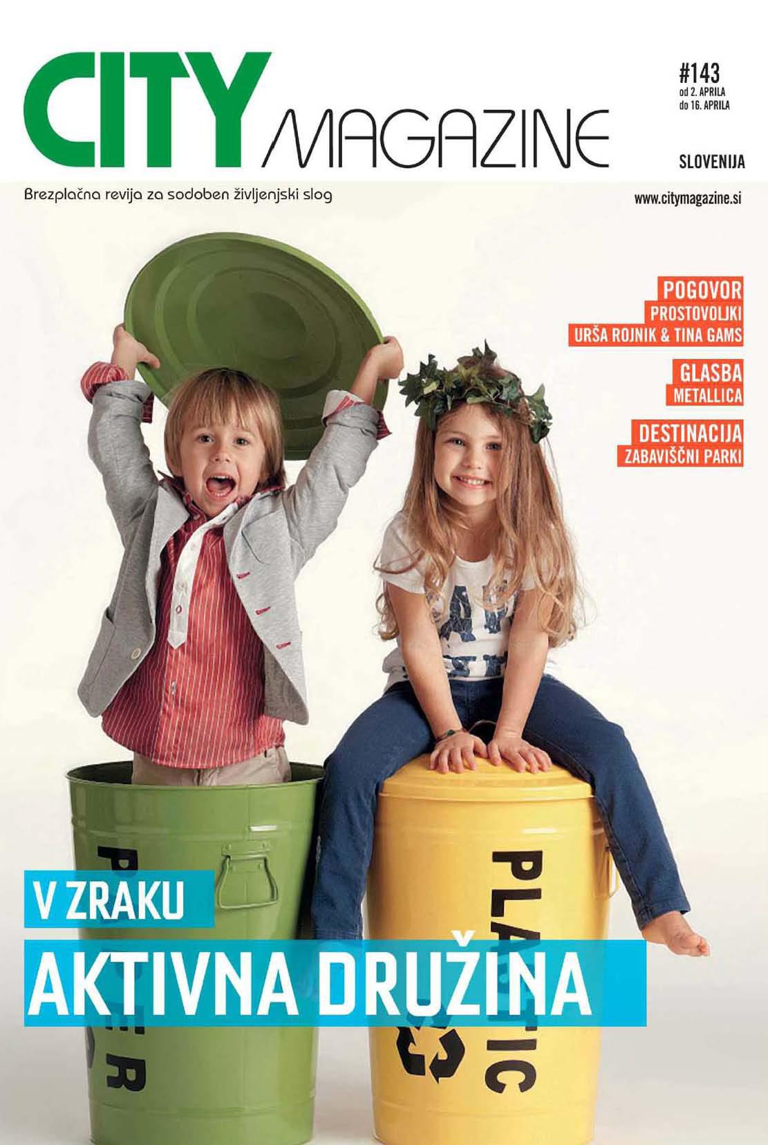 City Magazine - #143