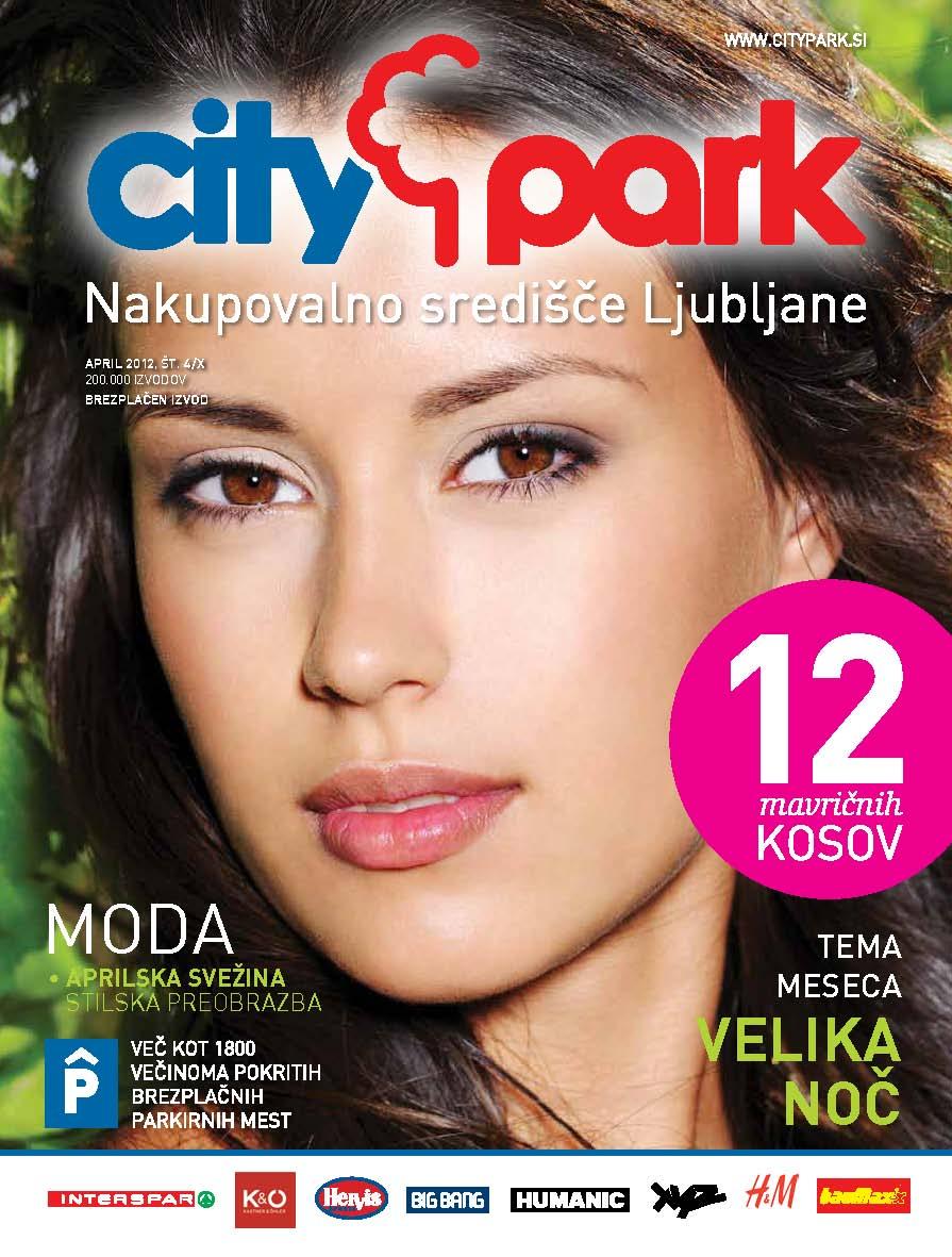 Citypark - April 2012