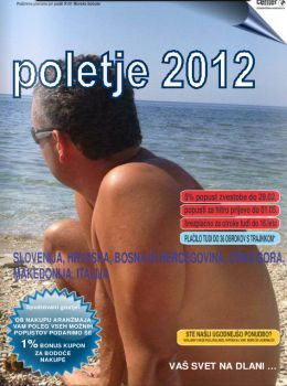 Center katalog - Poletje 2012