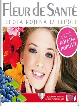 Fleur de Santé katalog - Vroči poletni popusti