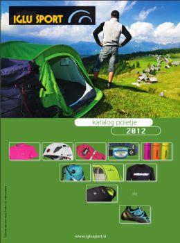 Iglu šport katalog - poletje 2012