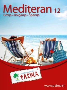Palma katalog - Mediteran 2012 (Grčija, Bolgarija, Španija)