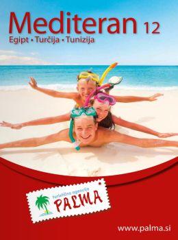 Palma katalog - Mediteran 2012