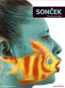 Sonček katalog - Sredozemlje 2012