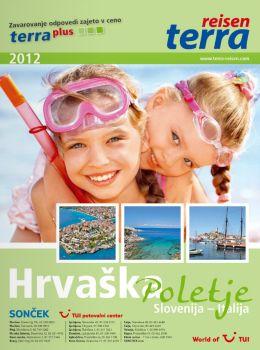 Terra reisen katalog - poletje 2012
