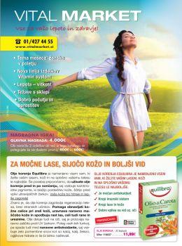 Vitalmarket katalog - Vse za vašo lepoto in zdravje!