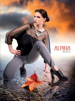Alpina katalog - novi trendi za jesen 2012