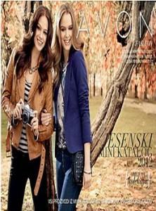 Avon katalog - Trendi na področju modnih dodatkov
