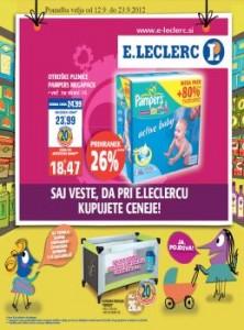 E.Leclerc katalog - Najcenejši nakupi