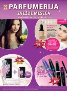 Müller katalog - Akcijska ponudba kozmetike