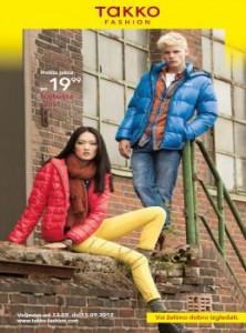 Takko fashion katalog - ponudba jesen zima 2012/2013