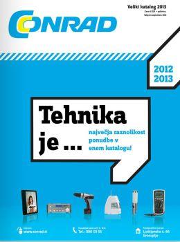 Conrad katalog - Ponudba za leto 2013