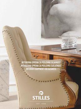 Stilles katalog - Aktualna ponudba pisarniškega pohištva