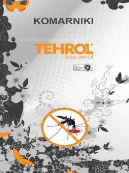 Tehrol katalog - Ponudba komarnikov