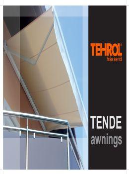 Tehrol katalog - Ponudba tend