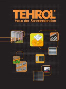Tehrol - splošna ponudba senčil