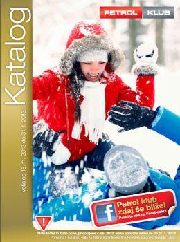 Petrol katalog - Aktualna akcijska ponudba