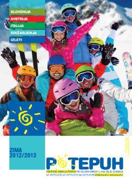 Potepuh katalog - Ponudba zimskih aranžmajev