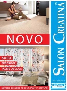 Salon Creatina katalog - zavese