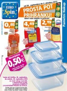 Eurospin katalog - Prihranite več