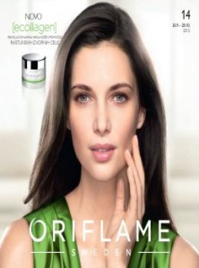 Oriflame katalog - Mesečna ponudba