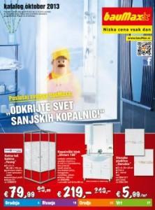 Baumax katalog - Kopalnice