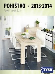 JYSK katalog - Pohištvo