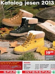 Spar katalog - Jesen