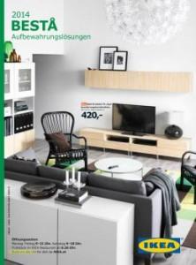 Ikea katalog - Besta / UPPLEVA