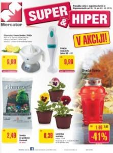 Mercator katalog - Super & Hiper