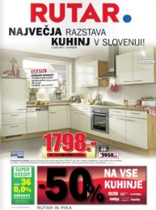 Rutar katalog - Kuhinje