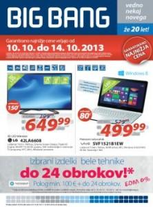 Big Bang katalog - Novosti