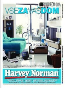 Harvey Norman katalog - Vse za dom