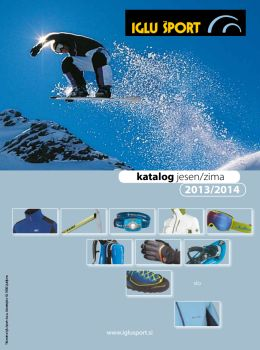 Iglu sport katalog - Katalog jesen/zima
