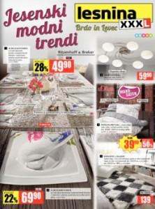 Lesnina katalog - Modni trendi