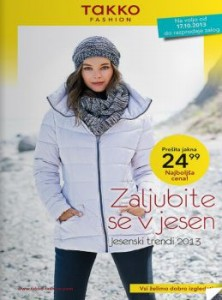 Takko fashion katalog - Jesen