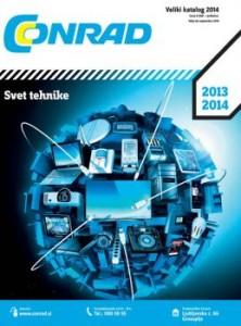 Conrad katalog - Tehnika 2013 / 2014