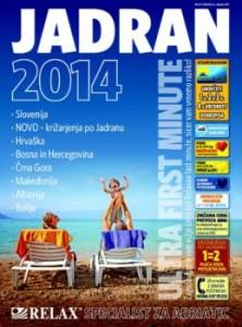 Relax katalog - Jadran 2014